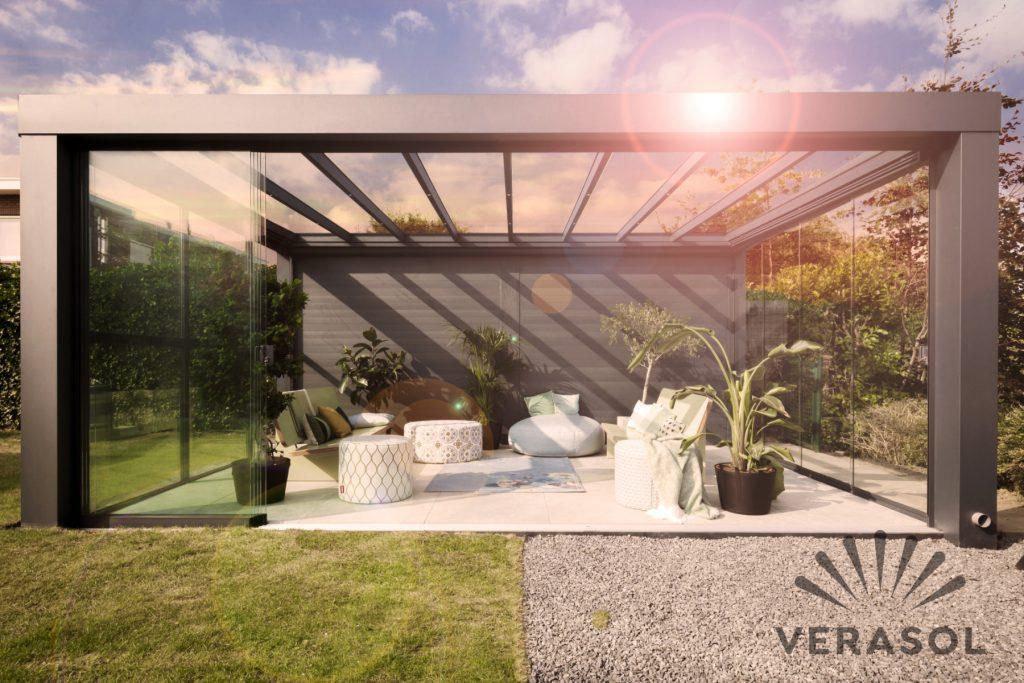 Aluminium terrassendächer